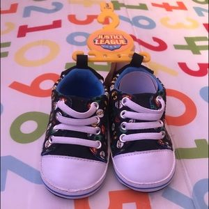 Other - Super Hero Infant sneakers